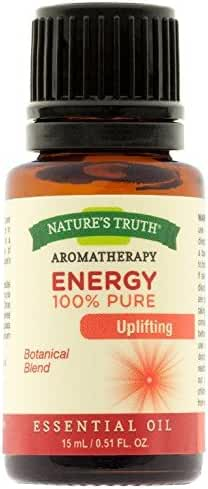 Nature's Truth Energy Essential Oil, 0.51 Fluid Ounce