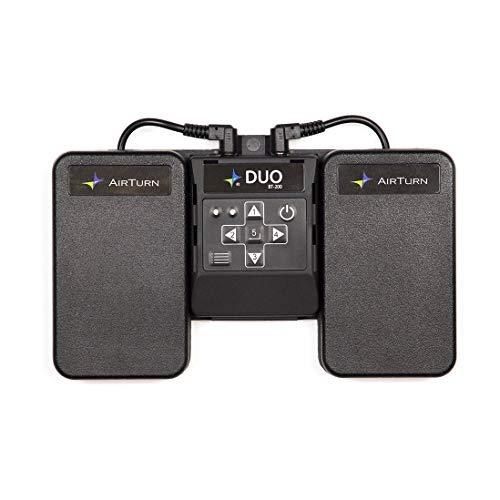 AirTurn Duo 200 Bluetooth Pedal Page Turner App Controller by AirTurn (Image #1)
