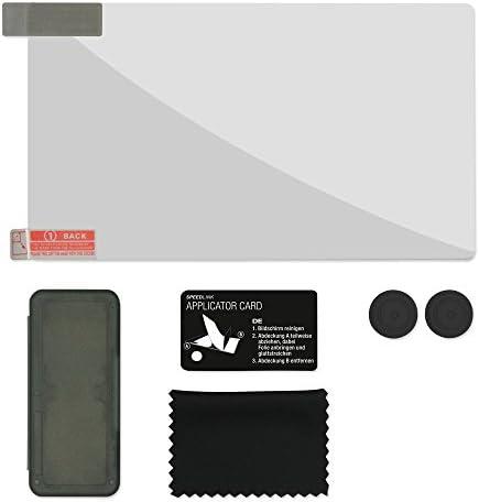 Speedlink 4in1 STARTER KIT voor Nintendo Switchvierdelig accessoirepakket bescherming en comfortzwart