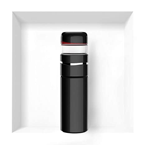 Amazon.com: Stainless Steel Vacuum Water/coffe Bottle Taza ...