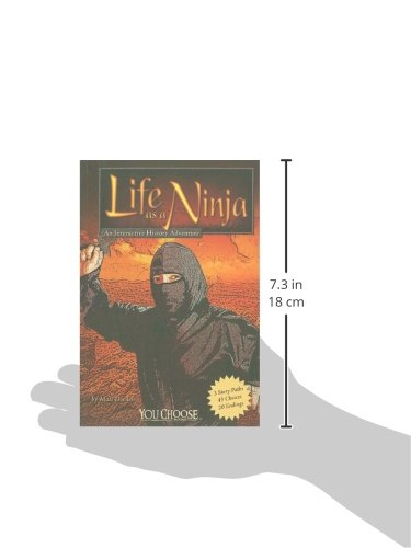 Life As a Ninja: An Interactive History Adventure (You Choose: Warriors) by Capstone Press(MN) (Image #1)