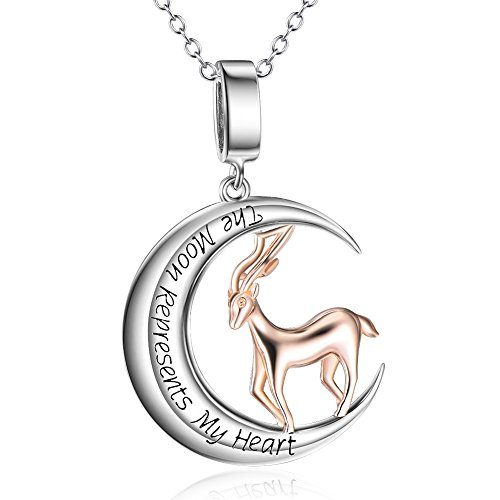 Sterling Silver Represents Pendant Necklace product image