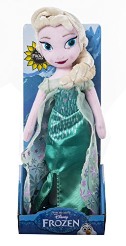 Posh Paws Frozen Fever Elsa Soft Toy -