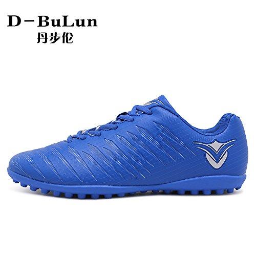 Rota Niñas Hombres 43 Uña Calza Césped Césped Azul Mujeres Artificial Fútbol Lin De Xing Dautomne Y Muchachos Fútbol YPAwn1Uq