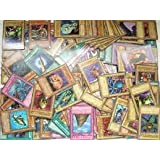 Mega Lot of 1000 Assorted Yugioh Cards by Konami