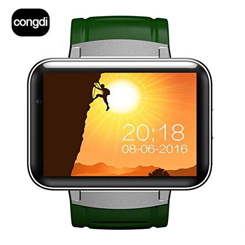 Amazon.com: XuBa DM98 Smart Watch Video Call Push Message ...