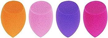 4-Pk Real Techniques Mini Miracle Complexion Sponges