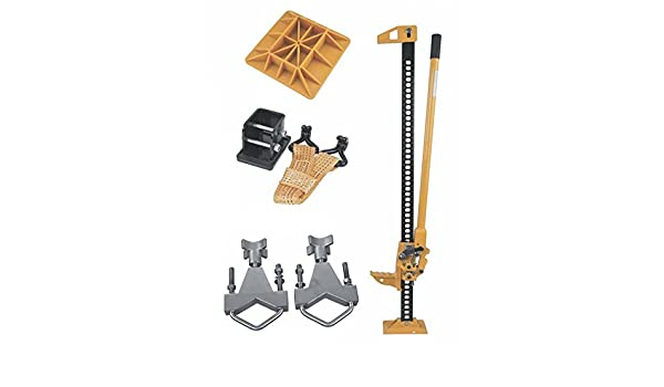 New QuadBoss UTV Hi Lift Jack Kit 2016-2017 Honda Pioneer 1000//1000-5