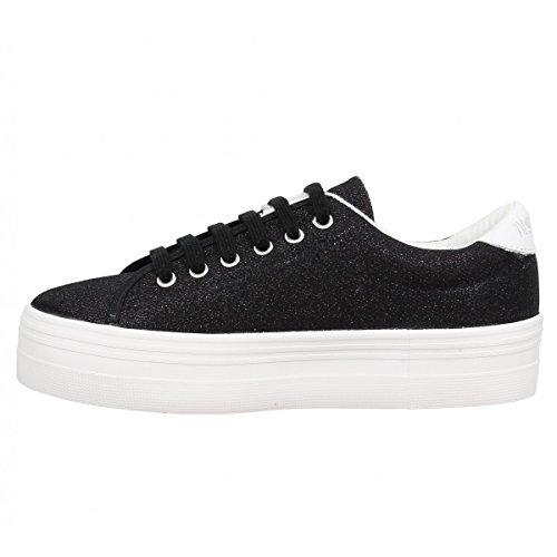 No Plato Name Sneaker Nero Bianco HfHq4xr