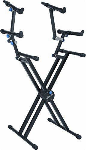 Quik Lok QL-723 Pro Series Heavy Duty Keyboard ''X'' Stand by Quik-Lok