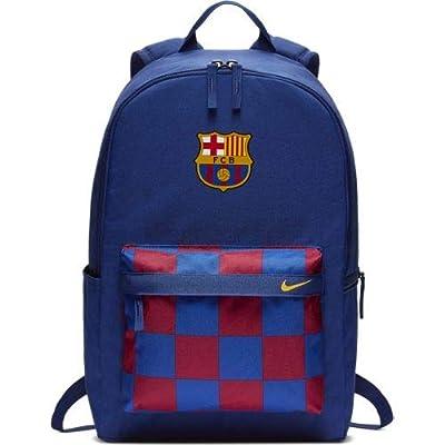 FC Barcelona Stadium Soccer Backpack (One Size)