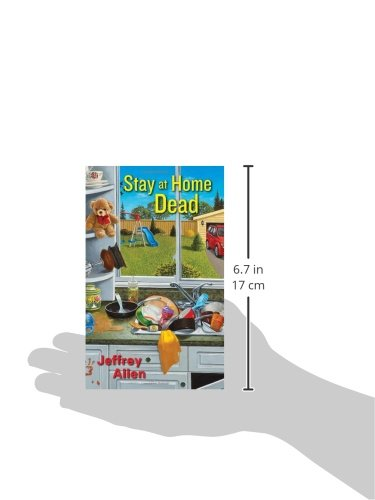 Stay At Home Dead (Stay At Home Dad Mysteries)