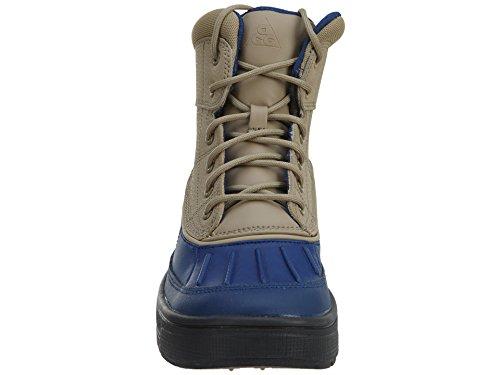 Nike Børn Woodside 2 Høje (gs) Støvler Kystnære Blå / Khake-antracit f1MqPC