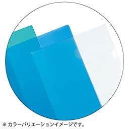 Kokuyo clear holder (10 Pack) A4 transparent staff-B750TX10 (japan import)