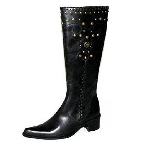 Andrea Conti Women's Stiefel Boots Noir - Noir nNGmZt