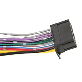 amazon com pioneer power cord harness speaker plug for