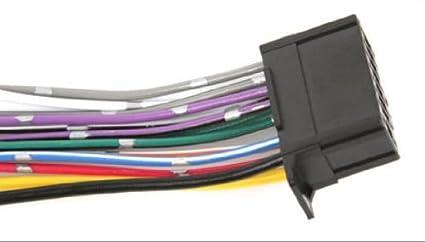 amazon com pioneer power cord harness speaker plug for navigation rh amazon com Pioneer AVIC-Z1 Manual Pioneer AVIC-Z1 Upgrade