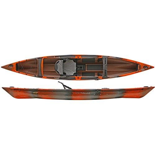 - Native Watercraft Ultimate FX 15 Solo Kayak Copperhead (orange blend)