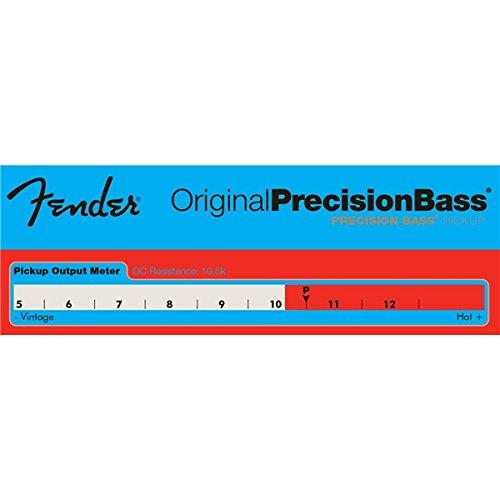 Fender Precision Bass Pickups - Original Vintage Design by Fender (Image #2)