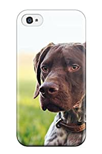 Alicsmith WWSNDwv8808tEgGb Case Cover Skin For Iphone 4/4s (dog)