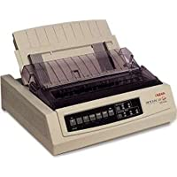 OKI Microline 320 Turbo Printer (220 / 230V) B/W DotMatrix 240x214dpi Parallel/USB 62411602 - HOT ITEM THIS MONTH!!!