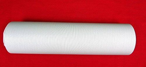 1 Extra Long Universal Portable Air Conditioner Exhaust Hose 5'' Width, 72'' long by Home Comfort