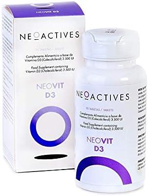 NeoVit D3   Suplemento con 3,500 U.I. de vitamina D en forma de D3 ...