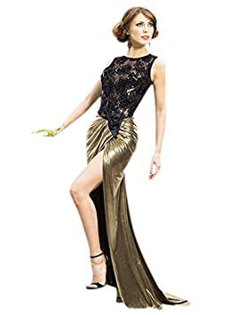 Vestido negro largo amazon