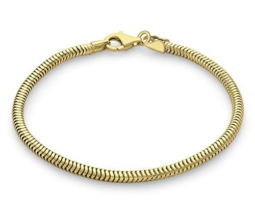 Carissima Gold - Bracelet - Mixte - Or Jaune 375/1000 (9 Cts) 6.5 Gr