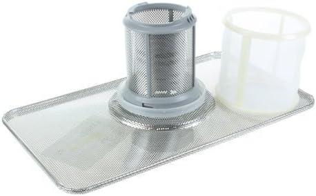 Bosch Lavavajillas Completo Filtro De Repuesto Juego (Incluye ...