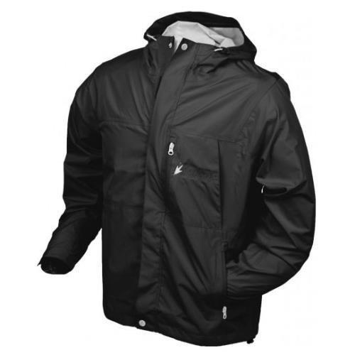 Frogg Toggs Women'S Java Toadz 2.5 Jacket, Black, Medium