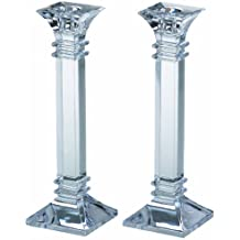"""Marquis By Waterford TREVISO CANDLESTICK 10"""" PAIR"""