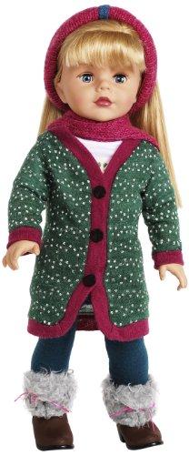 "Madame Alexander Sweater Dressing 18"" Doll, Favorite Friends"