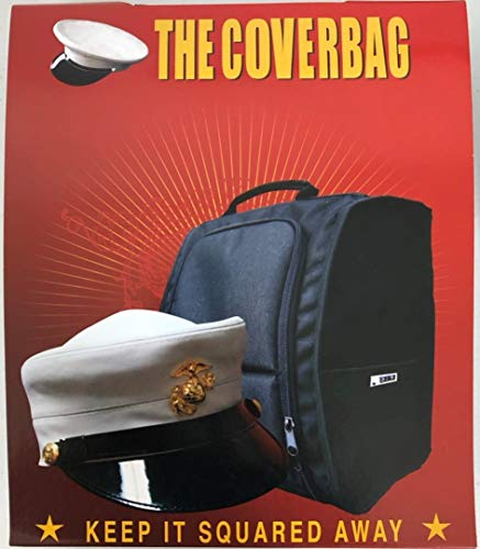 The Coverbag (Female)-Fits All Sizes Army,Coast Guard. Navy/Marine females need male Coverbag.