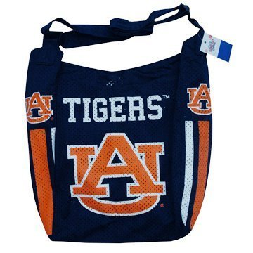 Auburn Purse - Game Day Outfitters NCAA Auburn Tigers Ladies Athletic Mesh Purse