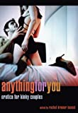 download ebook anything for you: erotica for kinky couples pdf epub