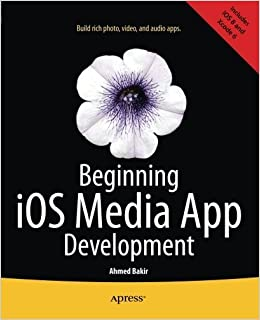 Book Beginning iOS Media App Development by Ahmed Bakir (2014-11-24)