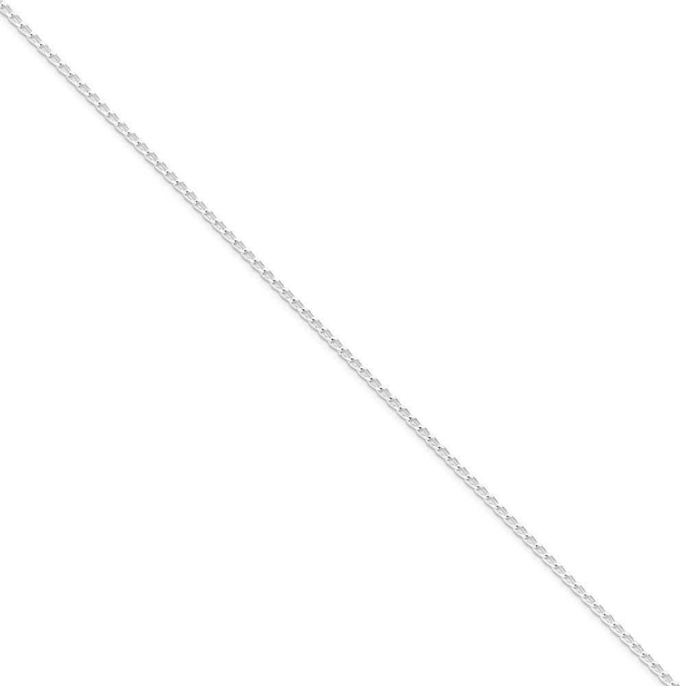 Sterling Silver 2.0mm Open Link Chain