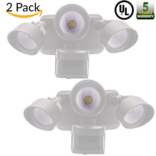 Lithonia Motion Sensor Flood Light in US - 5