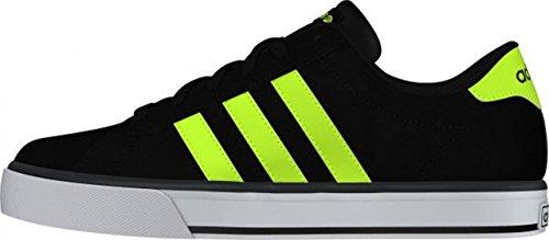 adidas–Sneakers da Uomo al Giorno. Negro / Lima / Blanco