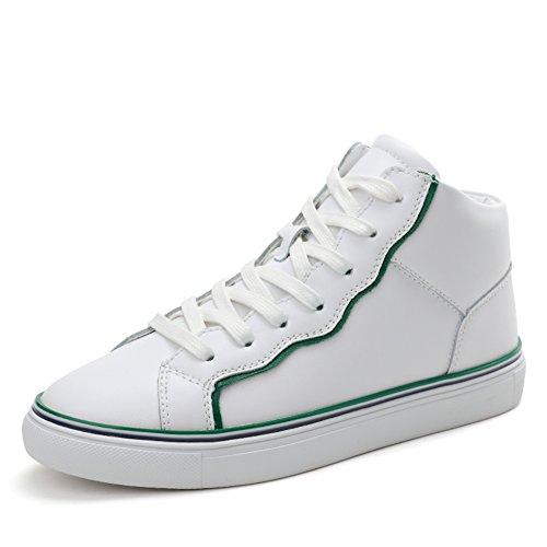 Caída De Coreano Con Zapatos Planos,Jurchen Casuales Zapatos De Cuero,Zapatos Nude,Estudiante Inferior Gruesa Del Zapato,Los Zapatos De Las Mujeres C