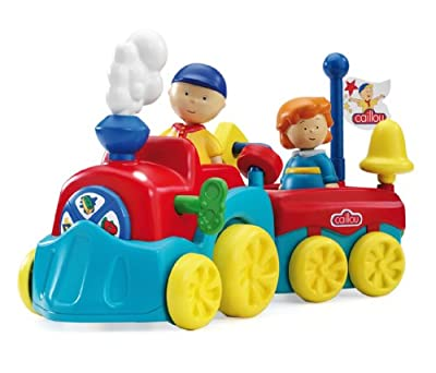 Caillou Learning Train by ID Toys (Montreal)