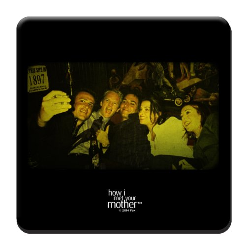How I Met Your Mother Cast Coaster Set of 5