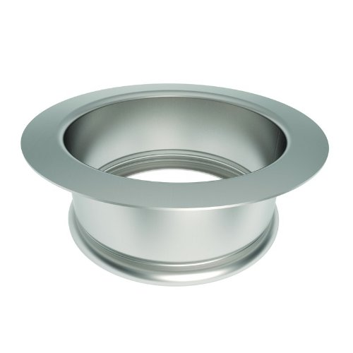 Kitchen Drain Assemblies Garbage Disposal Flange Finish: Stainless Steel ()