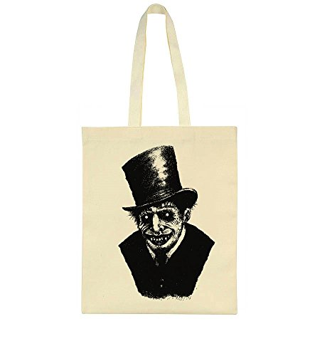 With Creepy Bag Hat Tote A Guy 55qxwr8