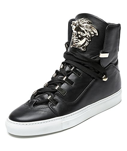 Wiberlux-Versace-Mens-Medusa-Head-Accent-High-Top-Sneakers