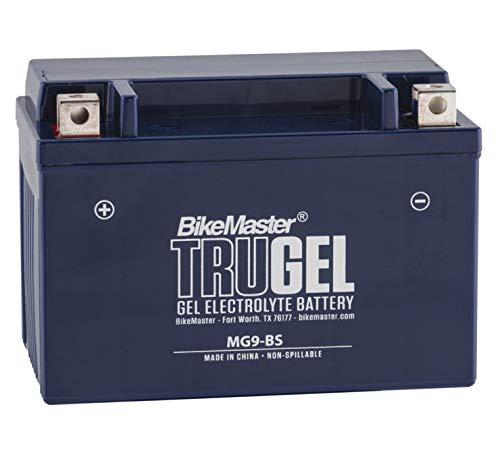 08-11 Polaris Outlaw 525 BikeMaster TruGel Battery  MG9-BS