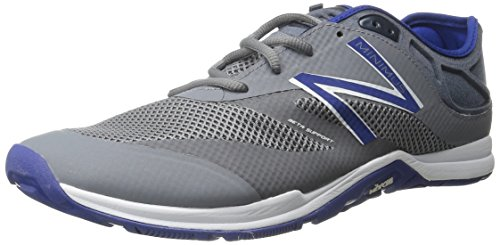 New Balance Herren Mx20mb5-Minimus Training Sport-& Outdoor Sandalen Mehrfarbig (Grey/Blue 049Grey/Blue 049)