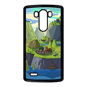 Mountains Rivers L LG G3 Cell Phone Case Black Cell Phone Case Cover EEECBCAAK03475