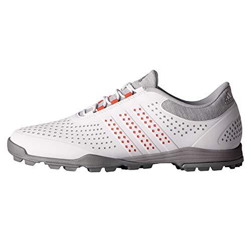 adidas Women's Adipure Sport Golf Shoe, Grey, 7.5 M US
